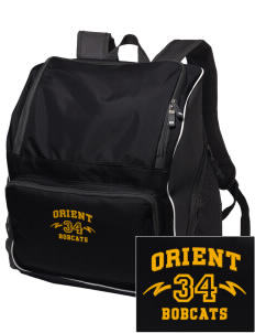 Orient Elementary School Bobcats Embroidered Holloway Backpack