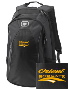Orient Elementary School Bobcats Embroidered OGIO Marshall Backpack