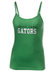Grass Lake Elementary School Gators Women's Louise Longer Length Tank