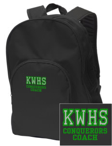 Kentwood High School Conquerors Embroidered Value Backpack