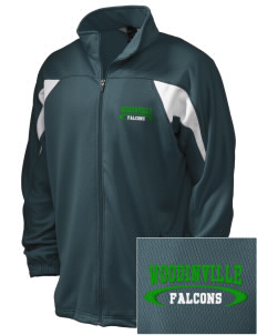 Woodinville High School Falcons Embroidered Holloway Men's Full-Zip Track Jacket