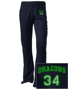 Bryant Elementary School Dragons Embroidered Holloway Women's Axis Performance Sweatpants