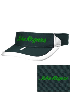 John Rogers Elementary School Otters Embroidered M2 Sideline Adjustable Visor
