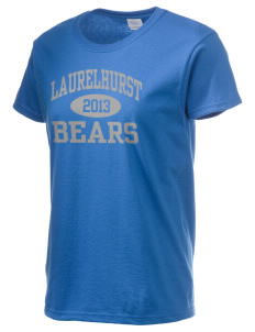 Laurelhurst Elementary School Bears Women's 6.1 oz Ultra Cotton T-Shirt