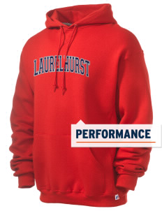 Laurelhurst Elementary School Bears Russell Men's Dri-Power Hooded Sweatshirt