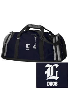 Leschi Elementary School Dogs Embroidered OGIO All Terrain Duffel