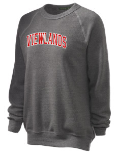 Viewlands Elementary School Bears Unisex Alternative Eco-Fleece Raglan Sweatshirt