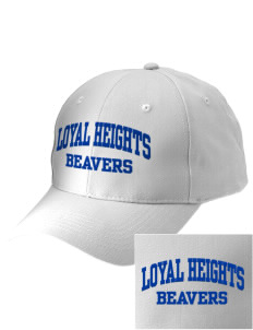 Loyal Heights Elementary School Beavers Embroidered Low-Profile Cap