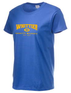 Whittier Elementary School Wildcats Women's 6.1 oz Ultra Cotton T-Shirt