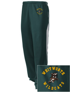 Whitworth Elementary School Wildcats Embroidered Holloway Men's Pivot Warm Up Pants