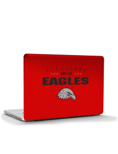 "Cleveland High School Eagles Apple MacBook Pro 17"" & PowerBook 17"" Skin"