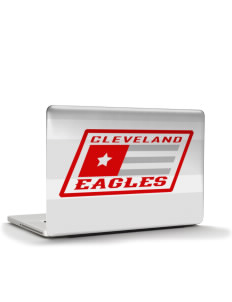 "Cleveland High School Eagles Apple Macbook Pro 17"" (2008 Model) Skin"