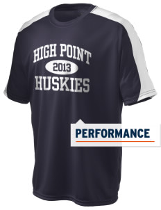High Point Elementary School Huskies  Holloway Men's Power T-Shirt