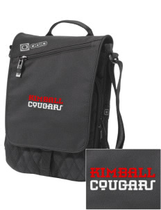Kimball Elementary School Cougars Embroidered OGIO Module Sleeve for Tablets