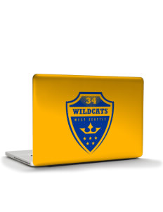 "West Seattle High School Wildcats Apple MacBook Pro 15.4"" Skin"