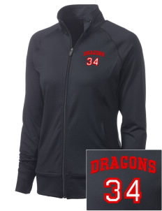 Wing Luke Elementary School Dragons Women's NRG Fitness Jacket