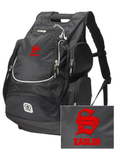 Suquamish Elementary School Eagles  Embroidered OGIO Bounty Hunter Backpack