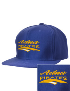 Adna Senior High School Pirates Embroidered D-Series Cap