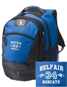 Belfair Elementary School Bobcats Embroidered OGIO Rogue Backpack