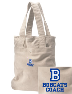 Belfair Elementary School Bobcats Embroidered Alternative The Berkeley Tote