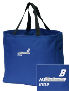 Belfair Elementary School Bobcats Embroidered Essential Tote