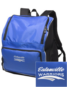 Eatonville Elementary School Warriors Embroidered Holloway Backpack