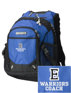 Eatonville Elementary School Warriors Embroidered OGIO Fugitive Backpack