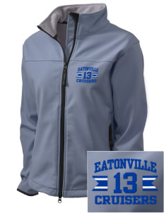 Eatonville High School Cruisers Embroidered Women's Glacier Soft Shell Jacket