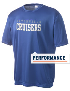 Eatonville High School Cruisers Men's Competitor Performance T-Shirt