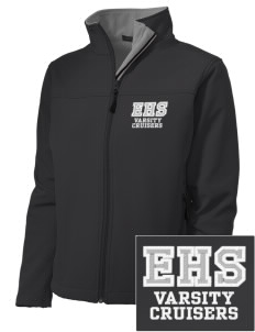 Eatonville High School Cruisers Embroidered Women's Soft Shell Jacket