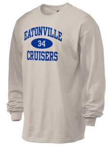 Eatonville High School Cruisers 6.1 oz Ultra Cotton Long-Sleeve T-Shirt