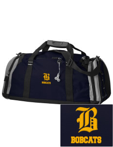 Mill A Elementary School Bobcats Embroidered OGIO All Terrain Duffel