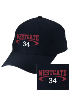 Westgate Elementary School Cougars Embroidered Low-Profile Cap