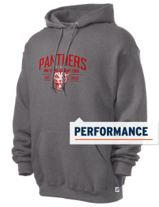 Mount Pilchuck Elementary School Panthers Russell Men's Dri-Power Hooded Sweatshirt