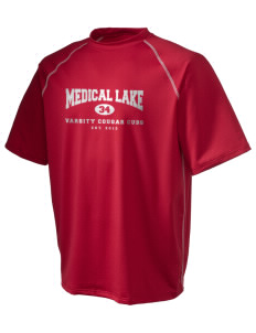 Medical Lake Elementary School Cougar Cubs Holloway Men's Vapor Performance T-Shirt