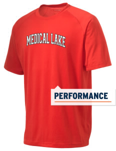 Medical Lake Elementary School Cougar Cubs Men's Ultimate Performance T-Shirt