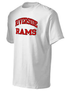 Riverside High School Rams Tall Men's Essential T-Shirt