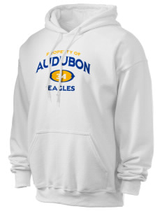 Audubon Elementary School Eagles Ultra Blend 50/50 Hooded Sweatshirt