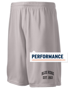 "Blue Ridge Elementary School Eagles Holloway Men's Speed Shorts, 9"" Inseam"