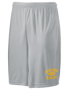 "Blue Ridge Elementary School Eagles Men's Competitor Short, 9"" Inseam"