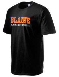 Blaine High School Blaine Borderites Ultra Cotton T-Shirt