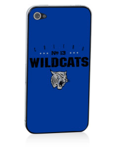 Colton High School Wildcats Apple iPhone 4/4S Skin