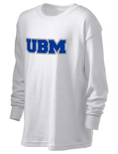 University Baptist Montessori Lamps Kid's 6.1 oz Long Sleeve Ultra Cotton T-Shirt