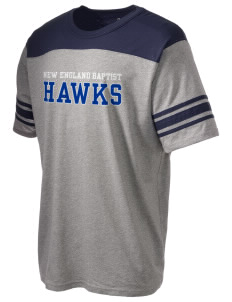 New England Baptist Academy Hawks Holloway Men's Champ T-Shirt