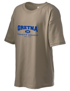 Gretna Elementary School Beavers Kid's 6.1 oz Ultra Cotton T-Shirt