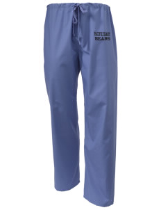 Pacific Coast High School Bears Scrub Pants