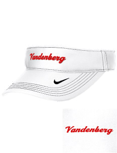 Vandenberg Elementary School Patriots Embroidered Nike Golf Dri-Fit Swoosh Visor