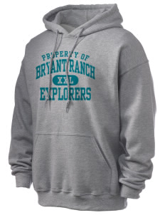 Bryant Ranch Elementary School Explorers Ultra Blend 50/50 Hooded Sweatshirt