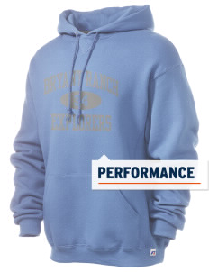 Bryant Ranch Elementary School Explorers Russell Men's Dri-Power Hooded Sweatshirt