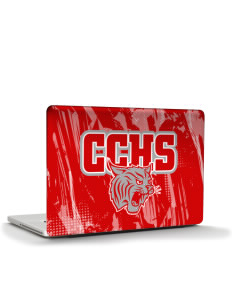 "Central City Community High School Wildcats Apple MacBook Pro 17"" & PowerBook 17"" Skin"